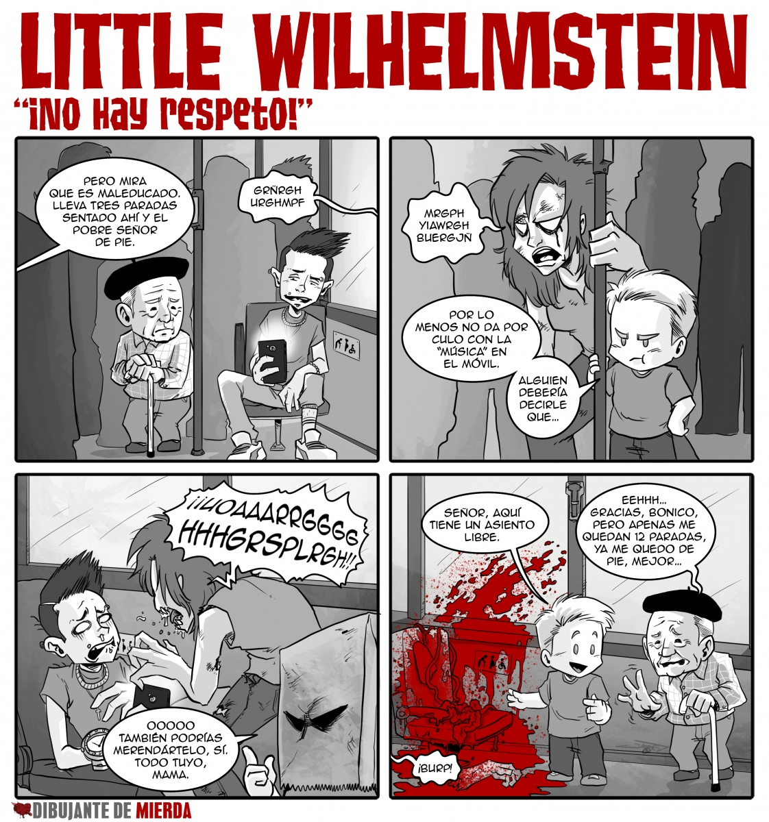 Wilhelmstein-No-hay-respeto